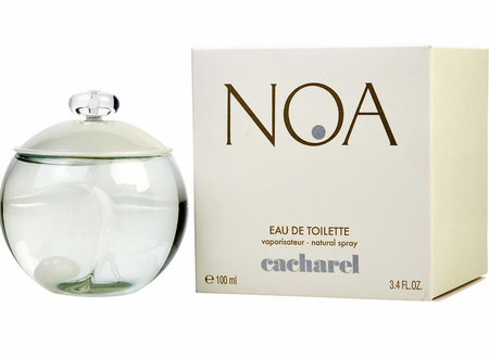 Noa by Cacharel Fragrance for Women Eau de Toilette Spray 3.4 oz 2018