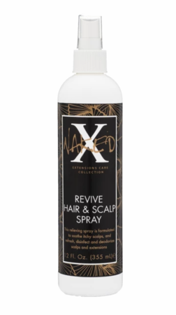 Naked X Extensions Care Revive Hair & Scalp Spray 8 oz