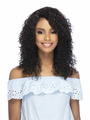 Vivica A Fox Marion Lace Front Wig Human Hair