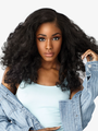 Sensationnel Curls Kinks & Co Heart Breaker Lace Front Wig Synthetic