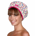 Betty Dain Deco Dots Shower Cap 5235