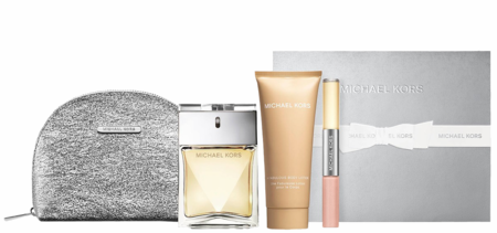 Signature by Michael Kors for Women 4 Piece Fragrance Gift Set 2019