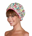 Betty Dain Tropical Shower Cap 5230