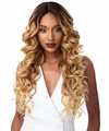 Outre &Play Jericka Swiss Lace Front Wig Human Hair Blend