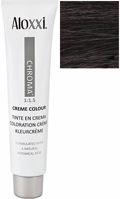 Aloxxi Chroma Permanent Creme Colour 2N Date Night at Harrys 2 oz 2019