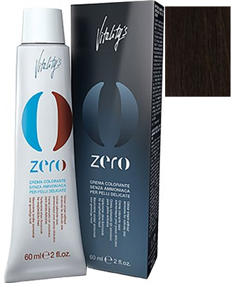 Vitalitys Zero Permanent Cream Hair Color 6/00 Deep Dark Blonde 2.0 oz 2019