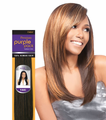 "Outre Purple Pack Yaki 10"" Human Hair"