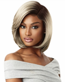 Outre L-Parting Dakota Swiss Lace Front Wig Synthetic New 2019