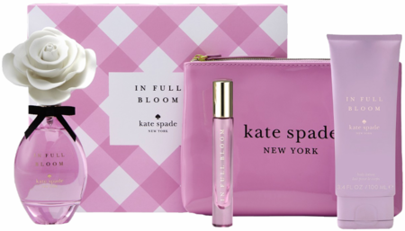 In Full Bloom by Kate Spade New York for Women 3 Piece Fragrance Gift Set 2019