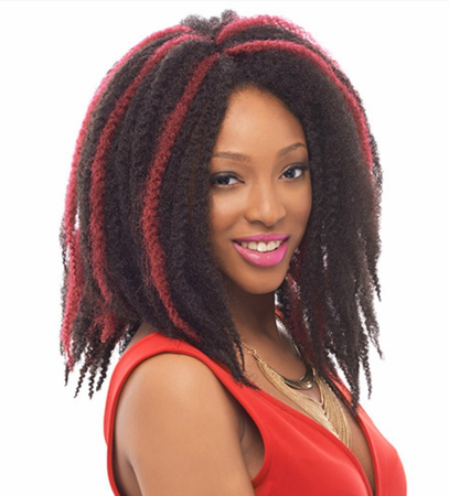 Janet Collection Marley Braid Wig Synthetic