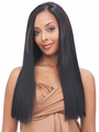 "Sensual Collection Silky Yaki 16"" Human Hair"