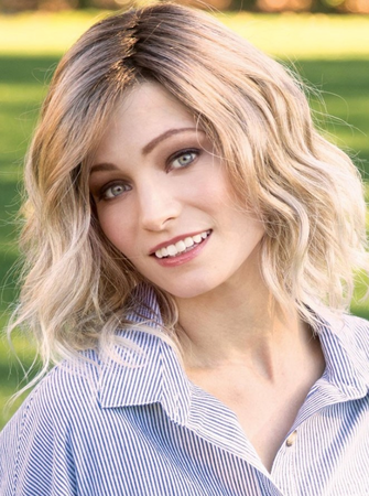 Evanna Mono by Amore Lace Front Wig Synthetic