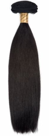 Bohyme Gold Hand-Tied Silky Straight 14
