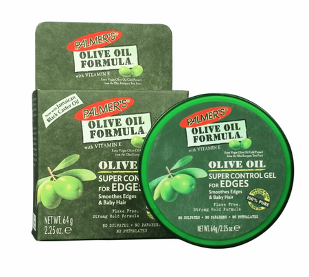Palmer's Olive Oil Formula Super Control Gel for Edges 2.25 oz