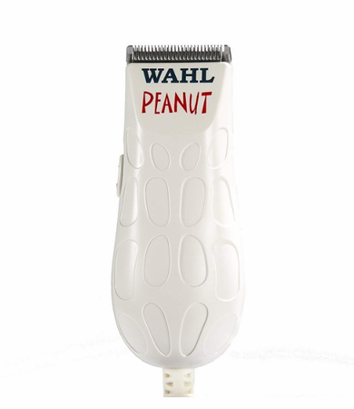 Wahl Professional Peanut Clipper / Trimmer White 8655