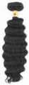 """Bohyme Deep Wave Machine Weft 14"""" Remi Human Hair Extensions"""