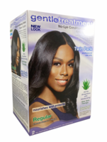 Gentle Treatment Regular Twin Pack No-Lye Conditioning Creme Relaxer System