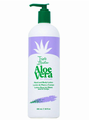 Triple Lanolin Aloe Vera Hand and Body Lotion Lavender 20 oz
