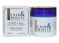 Fair & White Original Purity Fade Cream 6.76 oz / 200 ml
