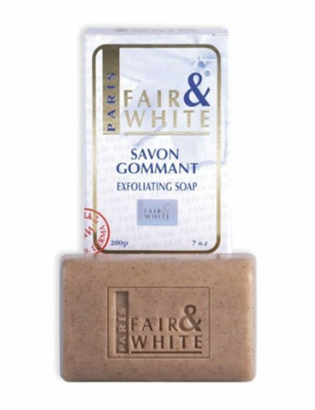 Fair & White Original Exfoliating Soap 7 oz / 200 g