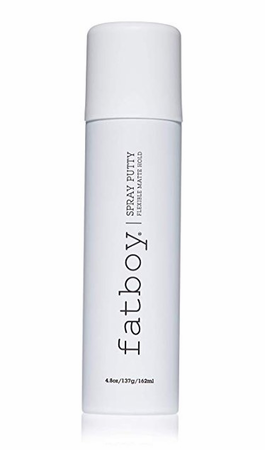 Fatboy Hair Spray Putty 4.8 oz
