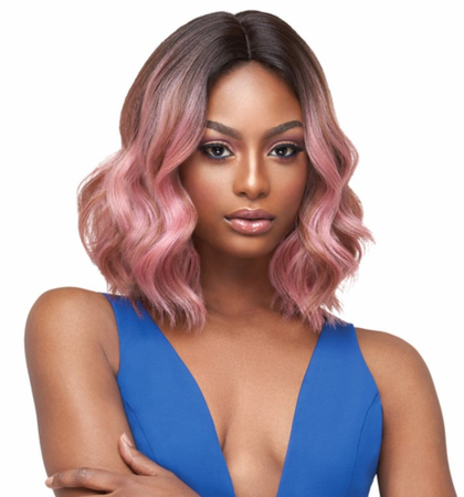 Outre Quick Weave Complete Cap Marie Wig Synthetic New 2019