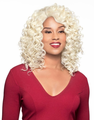 Foxy Lady Crystal J Lace Wig Human Hair