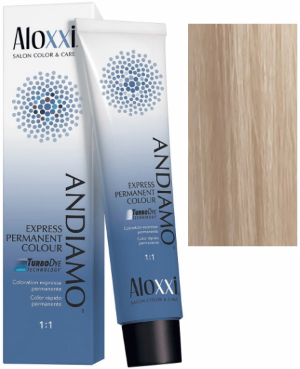 Aloxxi Andiamo Express Permanent Hair Color 11N Tuscan Sunlight 2 oz