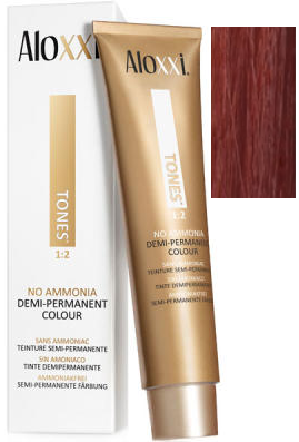 Aloxxi Tones Hair Color 6RK Ravish me in Ravenna 2 oz