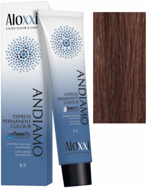 Aloxxi Andiamo Express Permanent Hair Color 7NT Fortuna at the Forum 2 oz 2019