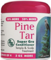 BB Pine Tar Super Gro Conditioner Hair & Scalp Treatment 6 oz