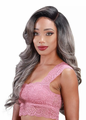 Zury Sis Beyond Blast Twin Part Lace Front Wig Synthetic