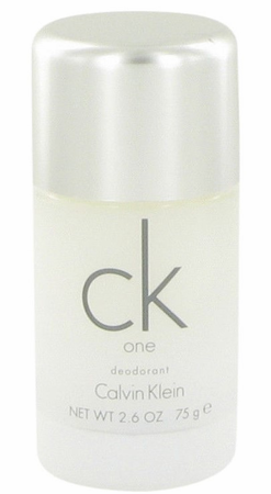 CK One by Calvin Klein Deodorant Stick 2.6 oz