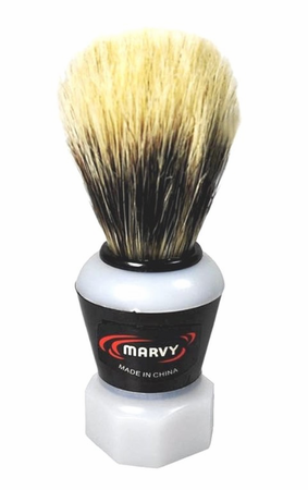 Marvy Retail Shave Brush