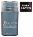 XFusion Keratin Hair Fibers Dark Brown 0.53 oz