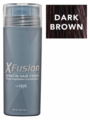 XFusion Keratin Hair Fibers Dark Brown 0.98 oz