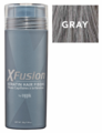 XFusion Keratin Hair Fibers Gray 0.98 oz