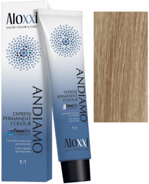 Aloxxi Andiamo Express Permanent Hair Color 9N La Dolce Diva 2 oz