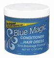 Blue Magic Conditioner Hair Dress 12 oz Blue