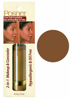 Posner Makeup & Concealer Cover Stick Foundation 0.35 oz