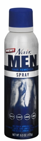 Nair Hair Removal Men Spray 6 0 Oz