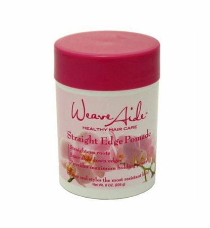 Weave Aide Straight Edge Pomade 8 oz