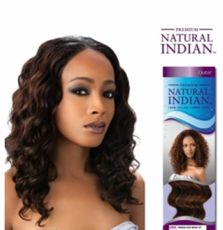 Outre Natural Indian Paradise Wave 10