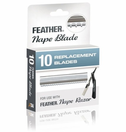 Feather Nape Blade 10 Replacement Blades