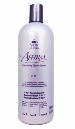 Affirm 5 in 1 Reconstructor Post Relaxer Conditioner 32 oz
