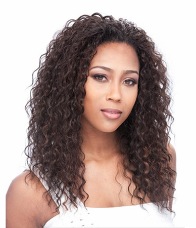 It's a Wig Carefree Half Wig Synthetic
