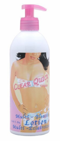 Clear Quick Multi-Bleaching Lotion 16.6 oz
