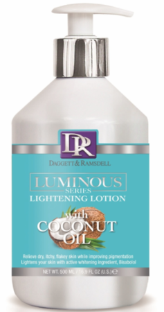 Daggett & Ramsdell Luminous Lightening Lotion with Coconut Oil 16.9 oz
