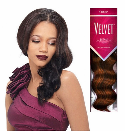 Outre Velvet Remi Hollywood Wave 12
