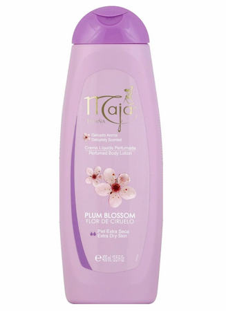 Maja Plum Blossom Body Lotion Perfumed 13.5 oz